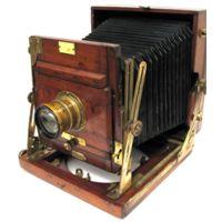 Die Erste Kamera Der Welt