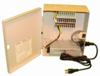CCTV Power Supply Box 12V DC