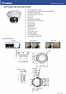 Geovision Dome IP Camera Datasheet
