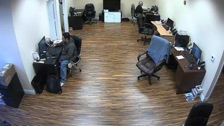 HD CCTV Surveillance Sample Image
