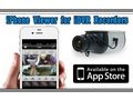 iPhone DVR Viewer App