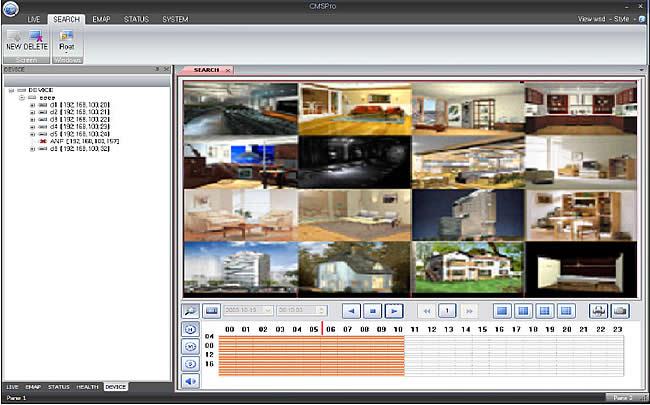 8 Channel 960H / HD CCTV DVR, AHD Security Camera DVR, Mac