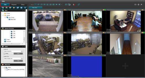Surveillance Dvr Remote Access Non Ie Idvr Pro