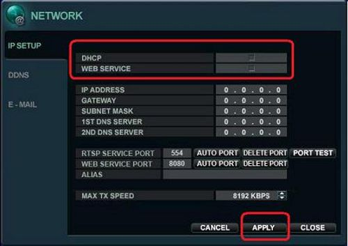 Surveillance DVR Network Setup / Port Forwarding | iDVR-PRO
