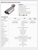 IR Camera Specification