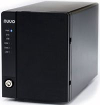 Nuuo Main Console