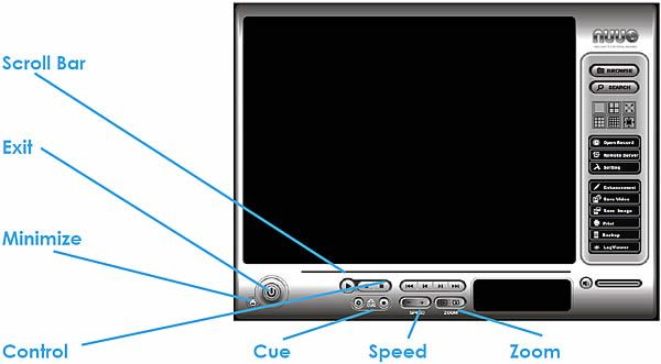 NUUO Video Playback 2.1