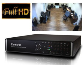 HD-SDI CCTV DVR