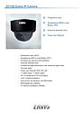 Dome IP Camera Spec Sheet