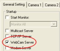 Geovision Enable WebCam Server