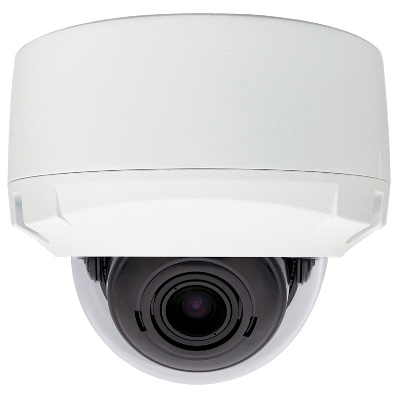 DPRO-AS600 Vandal-Proof CCTV Camera, Weatherproof Indoor Outdoor Dome