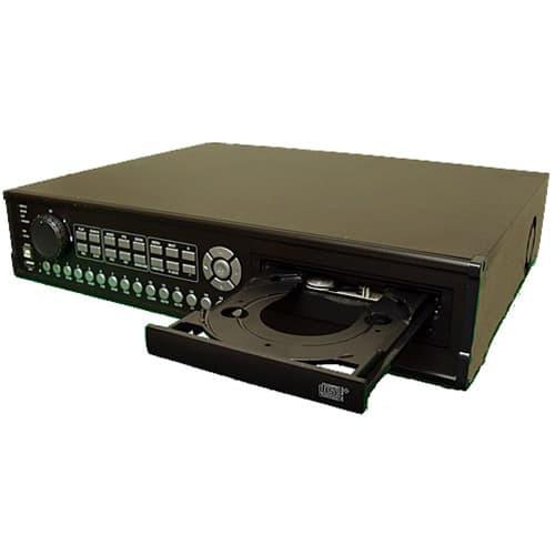 Jpeg200 Surveillance Dvr 16 Channel Cctv