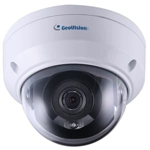 4MP Vandal Proof Dome IP Camera