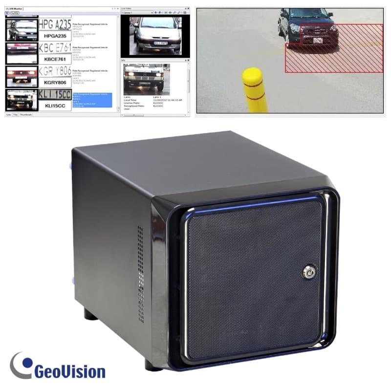 Automatic License Plate Reader NVR, ALPR ANPR, Recognition Software