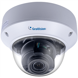Weatherproof Network Dome Camera