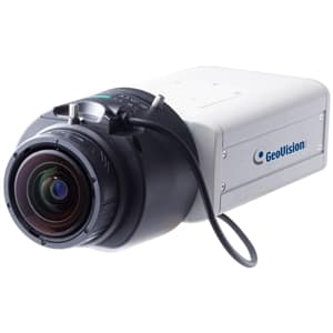 High Resolution IP Box Camera