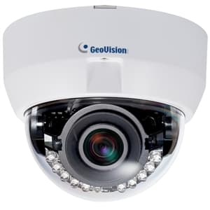 Low Lux IP Dome Camera