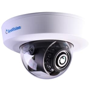 Mini Fixed IR Dome Camera