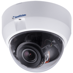 Geovision Fixed Indoor IP Dome Camera
