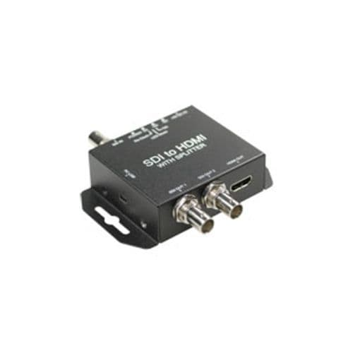 Gv Hd Sdi To Hdmi on cctv coax and power cable