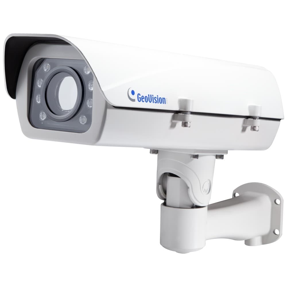 License Plate Recognition Camera Ip Lpr Camera