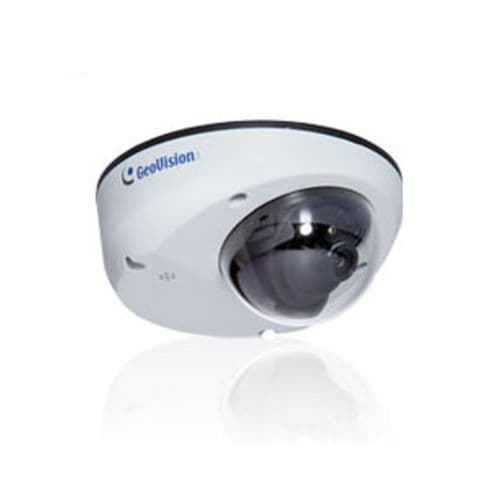 Geovision Outdoor Mini Ip Dome Camera