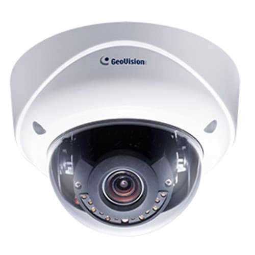 Geovision Infrared Vandal Dome Ip Camera Gv Vd3700