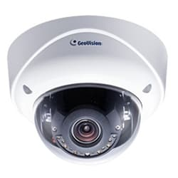 Geovision WDR IP Vandal Dome Camera