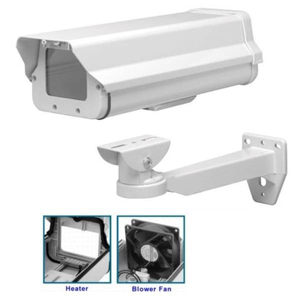 Outdoor Security Camera Housings - CCTV Camera Pros