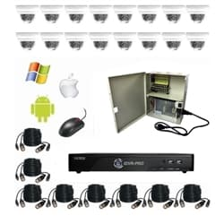 Dome HD CCTV System