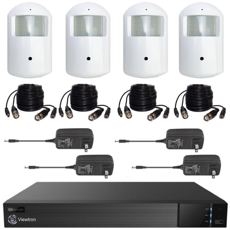 CCTV MOTION Camera HD 120 DEGREE 940NM 1080P FULL HD PIR HIDDEN CAMERA 30FPS