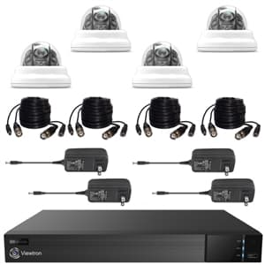 1080p AHD Video Surveillance System