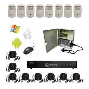 HD Hidden IR Camera System