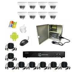 Indoor HD Security Camera System