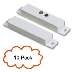 10 Pack Magnetic Window Door Sensor