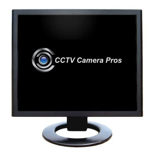 Cctv Monitor 17 Inch Lcd Bnc Input