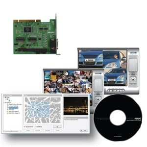 NUUO SCB-1004 DVR Card