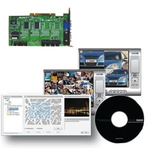 NUUO SCB-3016 PCI DVR Card