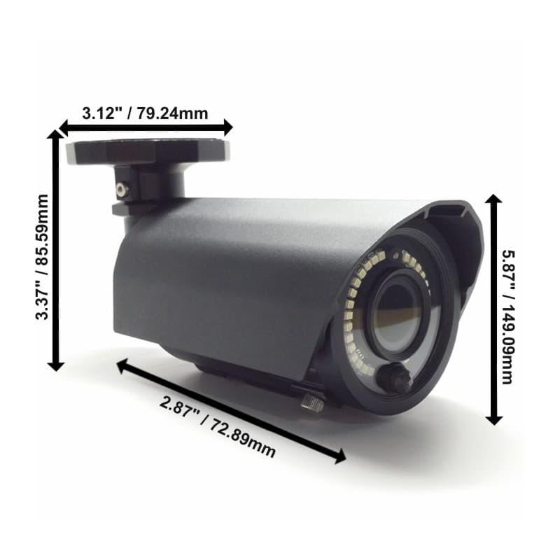 Cctv Camera W Motion Sensor Light