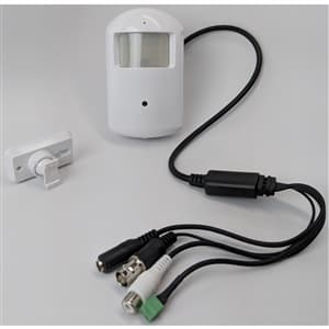 Hidden Infrared PIR Camera