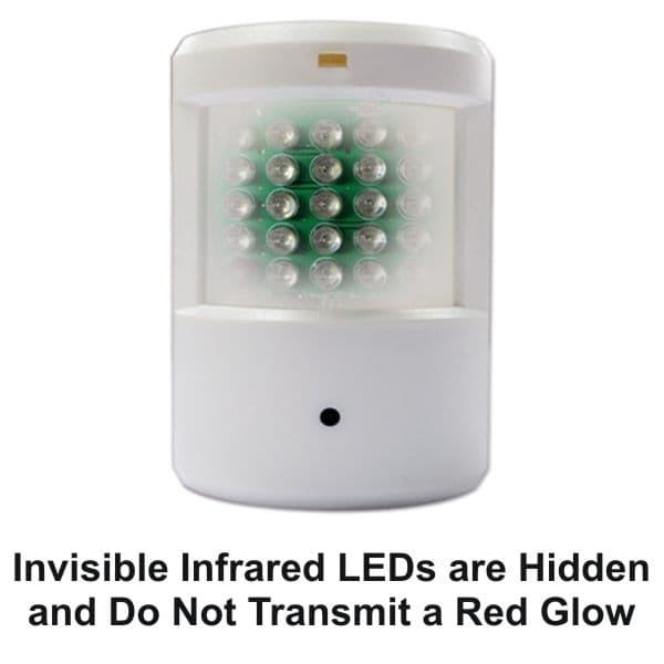 Hidden Infrared Camera Covert Pir Camera Cctv Spy Cam