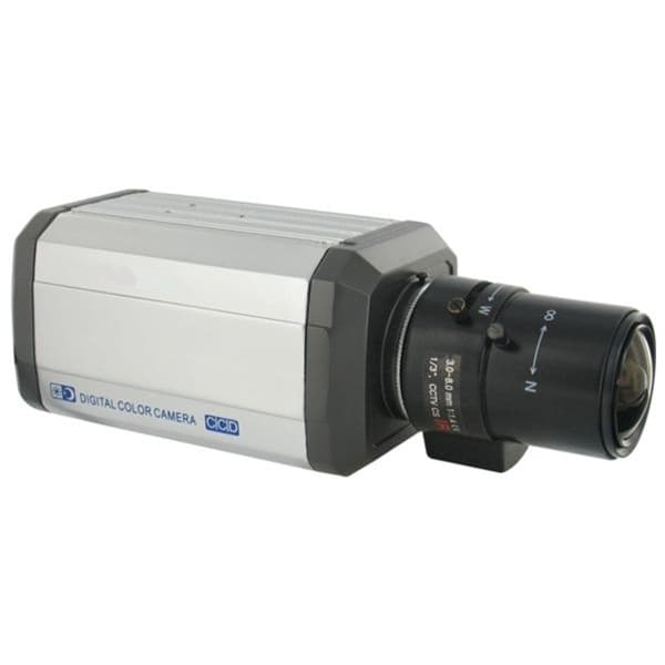 Geovision Pc Surveillance Dvr System 8 Box Cctv Cameras