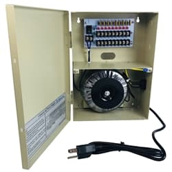 Surveillance Camera Power Supply Box