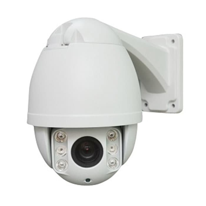 1080p Hd Tvi Ptz Security Camera Infrared 10x Zoom