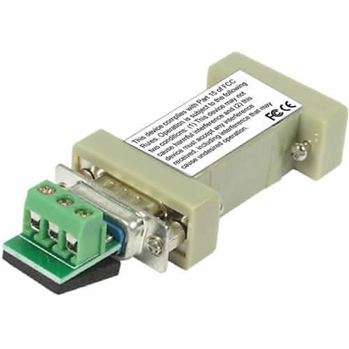 RS232 to RS485 Converter | DB9 Female Connector