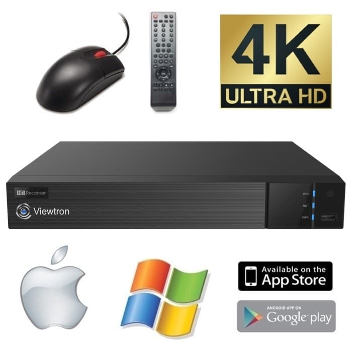 Multi-camera CCTV software for the Mac
