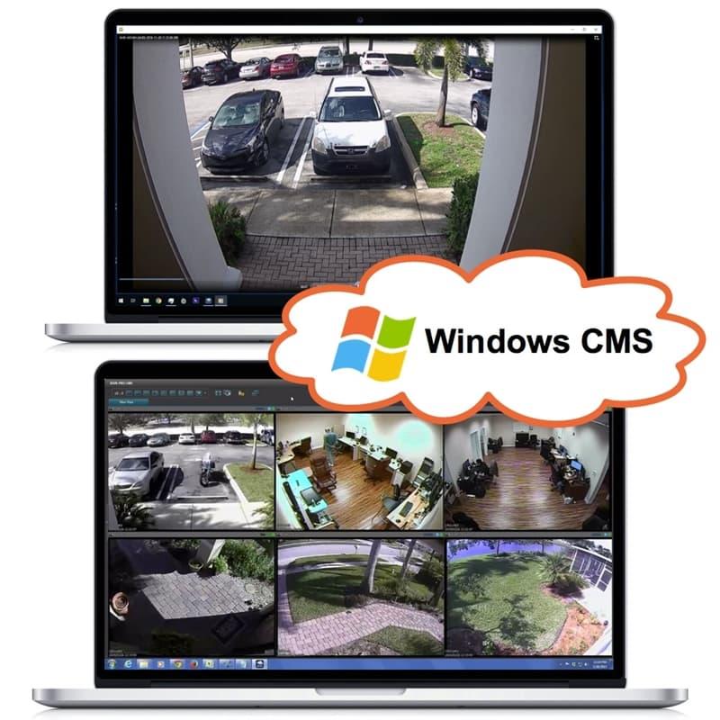 DVR Home Surveillance System, Infrared Cameras, iPhone, Blackberry ...
