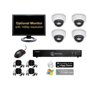 960H Security Camera System