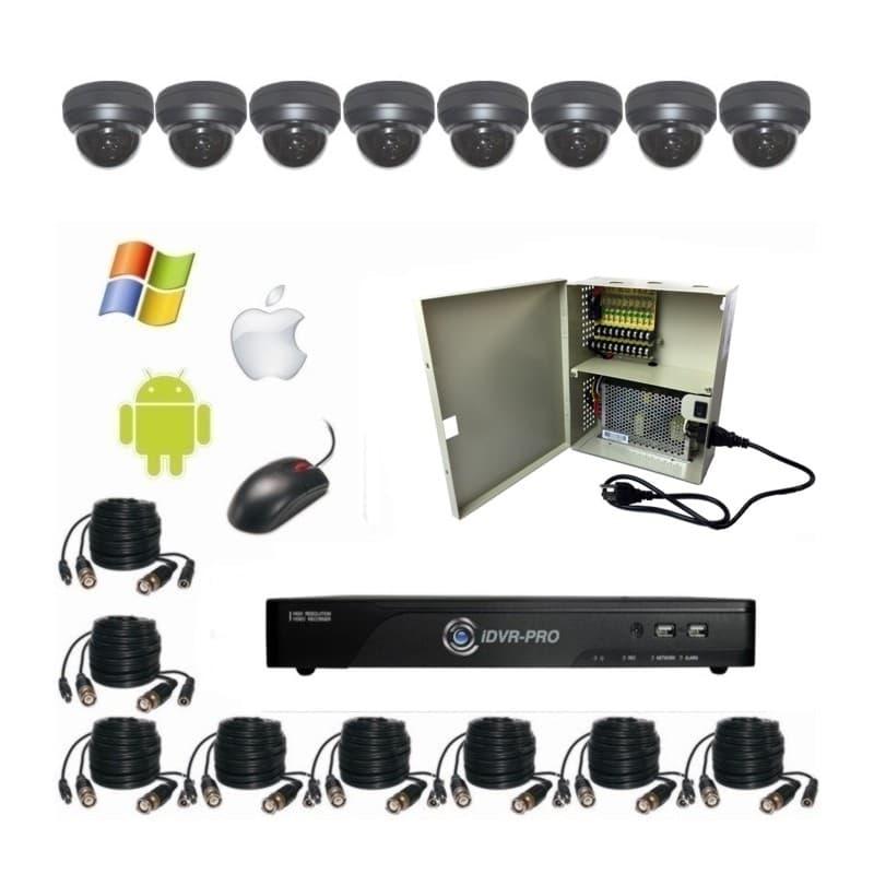 Mobile Cctv Camera System