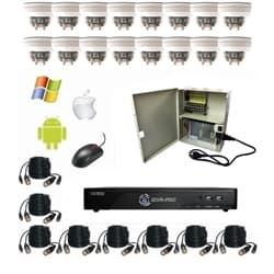 Système de surveillance HD DVR